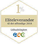 eliteleverandør badge 150px