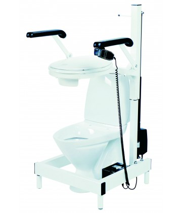 Electric Commode